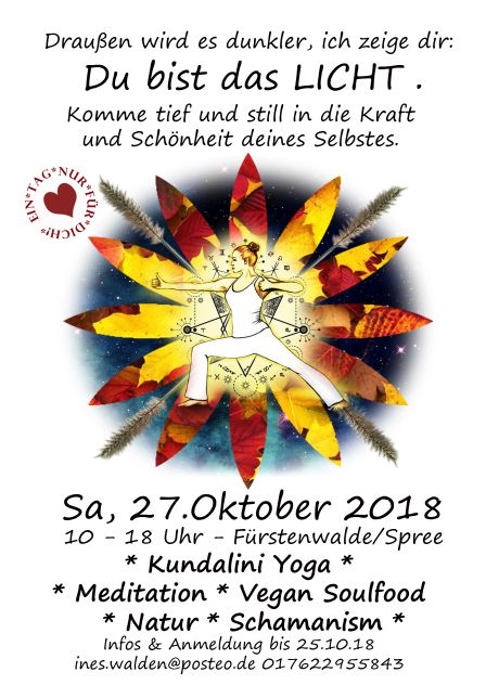 Kundalini Yoga Workshop 1 XS
